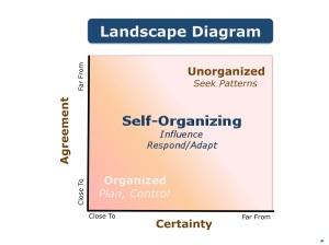 landscape diagram